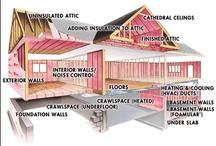 Insulation Stuff / by Construction & Stuff