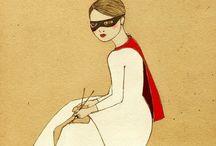 knit / by Grace Anna Farrow