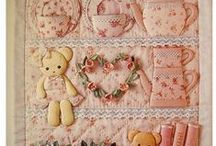 Applique/Quilting / by Elaine Bowers