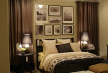 Bedroom Ideas / by Brianna Freese