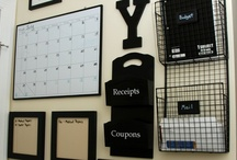 Organization and Storage / by Brianna Freese