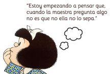 Mafalda / by Elena Prieto