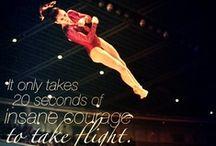 Gymnastics & Cheer / by Kassie Krivo