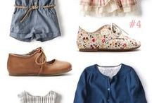 Mini outfits inspirations / by Marta Huang