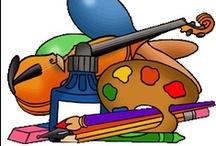 Kleuterknutsels / Preschool crafts / Bricolage maternelle / knutselwerkjes voor kleuters, preschool crafts foor toddlers / Bricolage maternelle / by Juf Petra