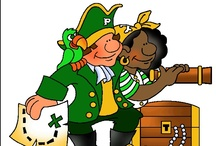 Thema piraten kleuters / Theme pirates preschool / Pirates thème maternelle / Thema piraten kleuters / Theme pirates preschool / Pirates thème maternelle / by Juf Petra