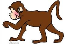 Thema dierentuin kleuters / Zoo theme preschool / Zoo thème maternelle / thema dierentuin kleuters lessen en knutsels / theme zoo preschool lessons crafts /  Zoo thème maternelle / by Juf Petra