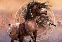 Native American Art / by Kristine Canadyan