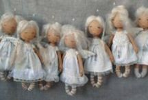 DOLLS / by Renata Pereira
