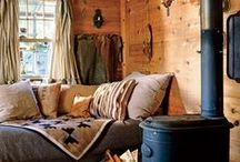 ALL RUSTIC  INTERIORS / by Deborah Henderson