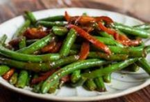 ALL GREEN  BEANS / by Deborah Henderson