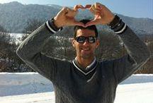 """Novak Djokovic #NoleFam / Artículos, noticias, fotos y curiosidades acerca de Novak """"Nole"""" Djokovic ;) :) / by Victoria Carrillo"""