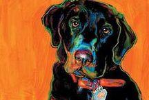 Labs & more Labs / We have 2 black labs~wonderful pets!! / by Malinda Baggett