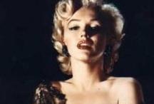 Marilyn. / by Justin L.