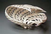 Ceramic Projects, Pierced / by Christy Johnson
