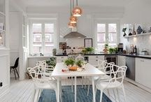 Kitchen/dining room / by Ulrika Lindberg