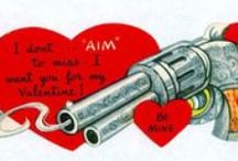 Vintage Valentines / Valentines from the 1970s and older, although some 80s ones will likely slip in / by Lennie Locken