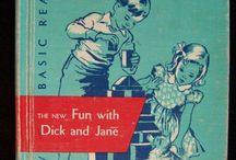 Vintage: Books (Children) / All manner of vintage children's books / by Lennie Locken