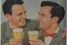 It's 5 o'clock somewhere / Vintage ephemera covering all types of adult beverages / by Lennie Locken