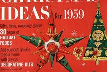 Magazines: Christmas / Magazine covers, December and/or Christmas issues / by Lennie Locken