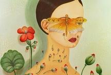 Illustration / by Noriko Takemori