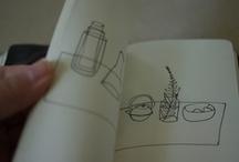 sketches / by a random bird