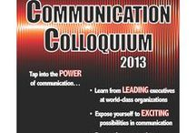 Communication Colloquium / by KSU Department of Communication