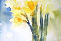 Flowers & Botanic - ART / by Tessy