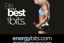 Fit With BITS™ / A great, healthy lifestyle is key! Here's some fitness tips and fun workouts to help update your fitness routine!  / by ENERGYbits