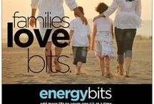 Families Run On BITS™ / From helping the kids ace their exams, getting ready for college, or aiding parent's with their busy schedule--BITS™ are great for the whole household! BITS™ keep everyone energized, focused, and healthy!  / by ENERGYbits