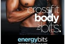 CrossFit BITS™ / CrossFit and BITS™ go hand in hand! Here's some great WODs and everything CrossFit just for you! / by ENERGYbits