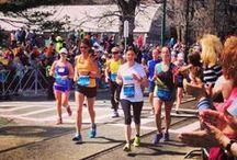 Boston Marathon 2014 / Photos from the ENERGYbits Booth at the Boston Marathon 2014 Expo and Race! #BostonStrong  / by ENERGYbits