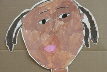 Metropolitan Montessori School: Self Expression / The children at Metropolitan Montessori School are encouraged to express themselves through many mediums, and to think about their personal identities and their relationship to the world.  / by Metropolitan Montessori School