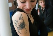 Pet Tattoos / by Dog Bar