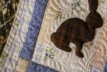 Applique Quilts Make Me Happy / by Cj Reed
