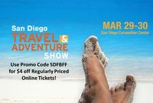 San Diego 2014 Travel & Adventure Show / Every destination or tour operator at the 2014 San Diego Travel   & Adventure Show! / by Travel And AdventureShow