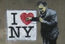 Banksy / by Health and Fitness Vault