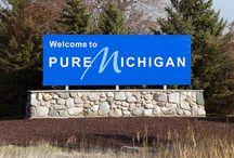 Michigan / I live here! / by Amy Mollon