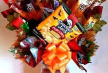 Candy Bouquets and More Ideas / by Theresa Gillett