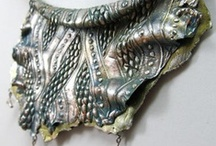 """+JEWELRY INSPIRATIONS / I have a  board called """"JEWELRY MAKING"""", That has a lot of tutorals and how-to's, But I found so many that were very advanced. This is  site for those. Admire and reinterpret these examples to your taste and skill levels. , / by Nawona Bell"""