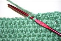 "Crocheting: Tutorials & Tips / Please read about my Visual Arts of Many Kinds board for a partial list of my many boards related to art (which I define broadly). You may also like: Line, Form, Pattern, Texture. I invite you to visit all my boards! Full disclosure: I myself do not crochet currently. Decades ago I learned a couple of stitches to crochet a horse & a duck. However, ""that was then; this is now."" Things on this board & my 3 other crochet-related boards simply intrigue me! / by Natalie Gorvine"
