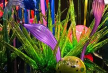 Chihuly Glass - for Scott S as well as for me / I have two other glass-related boards as well: Lovely Glass; & Magical Mosaics. Scattered glass items may also appear on: Art Supplies, Projects, Tutorials; Assorted Loveliness; Brightly Colored Fun; Color Tones, Shades, Palettes; Line, Form, Pattern, Texture; Miscellaneous Delights; Nostalgia...; Visual Art of Many Kinds; & numerous other art-related boards in very specific categories. See, too, group boards for various colors to which I pin. Please visit all my boards! / by Natalie Gorvine