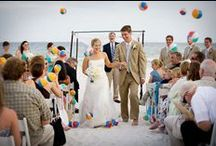 Beach Wedding Ideas / Get your wedding inspiration here!  / by The Shores Resort & Spa