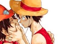 One Piece KAIZOKU  / <3<3<3 / by Taja Roar