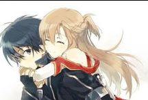 Sword Art Online / by Taja Roar