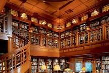 Legendary Libraries / The most spectacular libraries around the world that every book nerd needs to see.  / by RosettaBooks