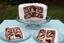 Stressed = Desserts! / by Katniss Langley