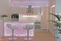 Interior lighting design / Creative designs and light fittings / by Frida Almqvist