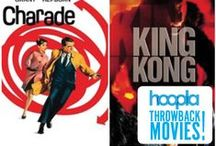"""Throwback Thursday / """"Throwback Thursday"""" photos of actors, actresses, and artists that are featured on hoopla & """"Oldie but Goodie"""" movies and albums that are available on hoopla / by hoopla digital"""
