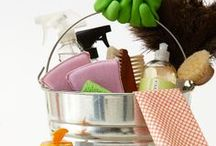 Home Cleaning / by Joan Stack